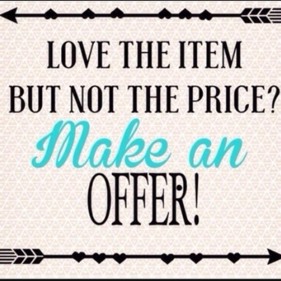 Accessories - Make an offer, especially bundles!